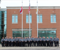 Sheriff's Office Group Photo