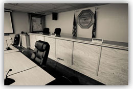 Commission Hearing Room