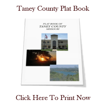 Taney County Plat Book